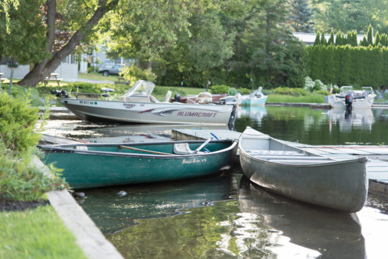 Boat Rentals - Lakeside Lodge & Marina