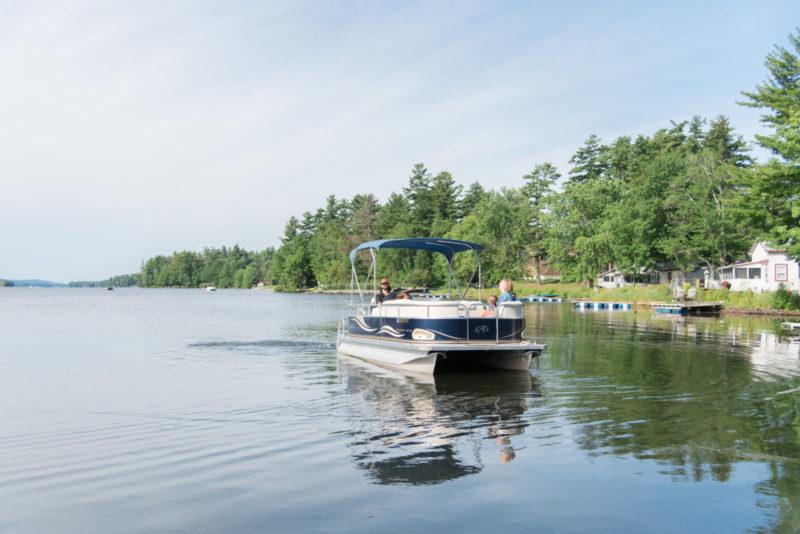 Private Marina Boat Slips - Lakeside Lodge & Marina
